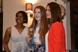 Cara Nelson - Bedford Satellite- Coaches Player